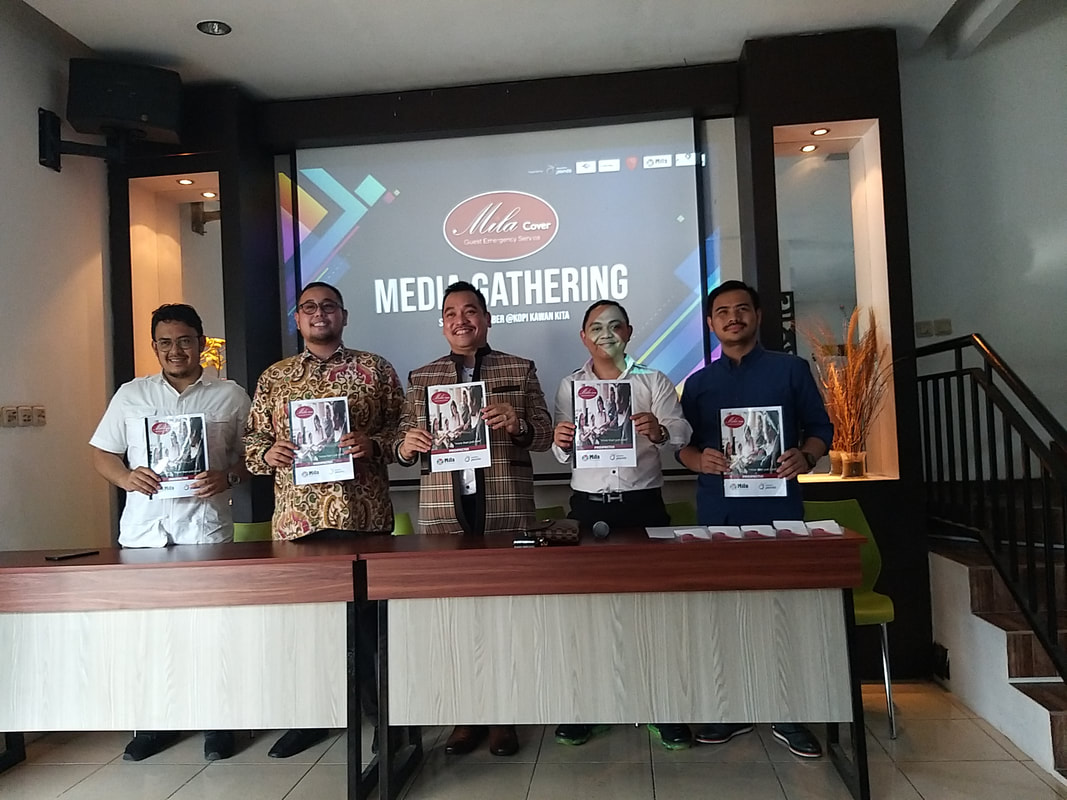 MILA COVER MEDIA GATHERING 23 - 12 2019